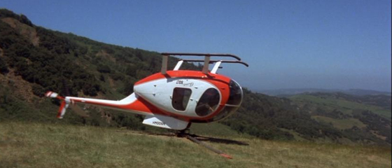 Nice landing, Grimmie