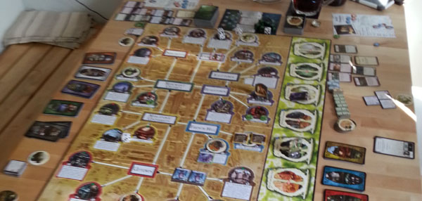 Arkham Horror. Scarier than it looks,