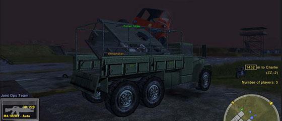 JOPS: When one vehicle isn't enough.