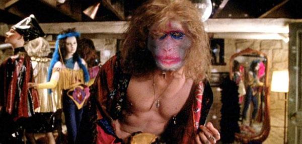 Would you monkey? I'd monkey. I'd monkey so hard.